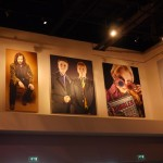Entry Hall Photo's at WB Harry Potter Studio Tour London