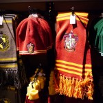 Gryffindor Gear for sale at WB Harry Potter Studio Tour London