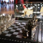 Wizards Chess WB Harry Potter Studio Tour London