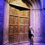 Entrance to Great Hall at Hogwarts WB Harry Potter Studio Tour London