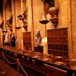 Great Hall WB Harry Potter Studio Tour London