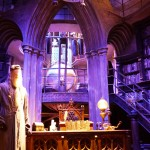 Dumbledore's Office WB Harry Potter Studio Tour London
