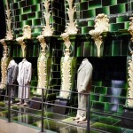 Ministry of Magic Fire Places at WB Harry Potter Studio Tour London