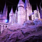 Hogwarts Scale Model WB Harry Potter Studio Tour London
