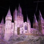 Scale Model of Hogwarts. WB Harry Potter Studio Tour London
