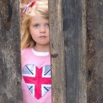 Image of Child at Capel Manors Gardens in Enfield UK