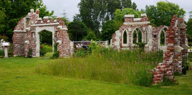 Caple Manors Gardens