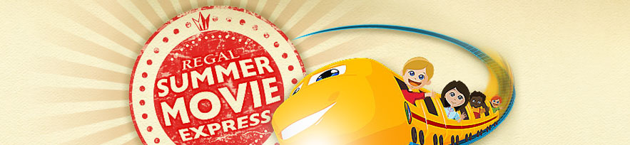 Regal Theater Summer Movie Logo