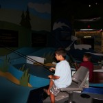 Virtual Fishing Game Room Fishing Hall of Fame Museum in Dania Beach
