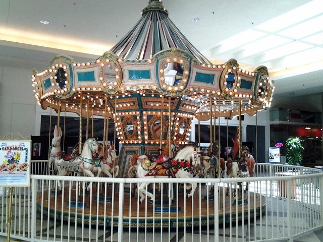 Carousel at Boynton Beach Mall