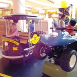 Coin Operated Rides at Boynton Beach Mall
