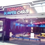 Bumper Cars at Boynton Beach Mall