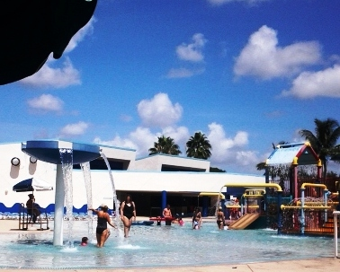 Coconut Cove Water Park in Boca Raton