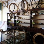 Wright Brothers Bicycle Shop at Greenfield Village, Henry Ford Museum in Dearfield Mi ©KUWK