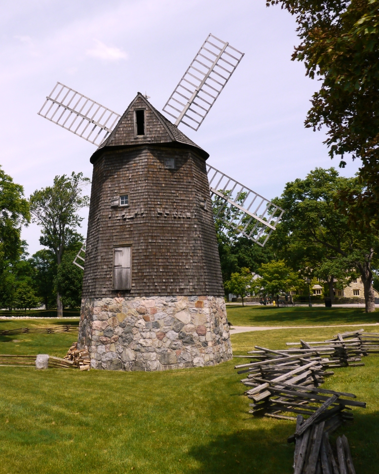 Greenfield Village at The Henry Ford Museum in Dearborn Michigan