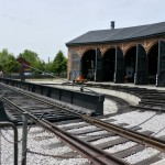 Train Junction at Greenfield Village, Henry Ford Museum in Dearfield Mi ©KUWK