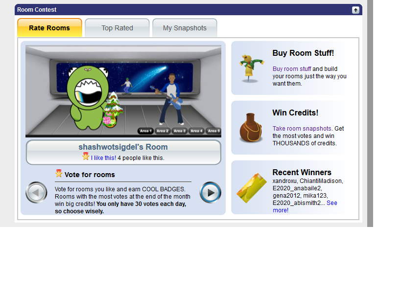 Kaplan Kids Virtual Room