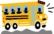 MS Clip Art School Bus