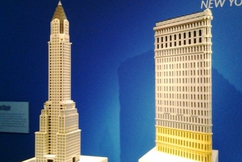 The Norton Lego Exhibit in West Palm