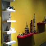 Kids Creation at The Norton Lego Exhibit in West Palm