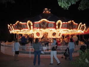 Carousel Safari Nights at the Palm Beach Zoo