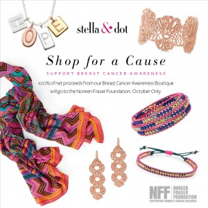 Stella & Dot Shop for a Cause