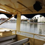 Boat Ride Downtown Disney