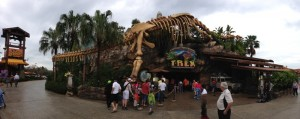 T-Rex Cafe Downtown Disney