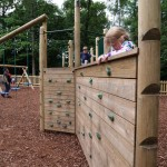 Younger Playground at Trent Park