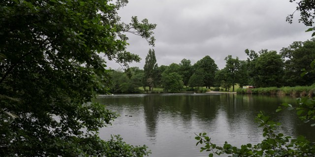 Grovelands Park Winchmore Hill