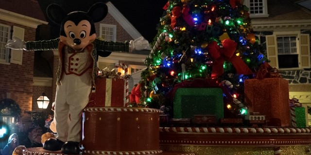 Mickey's Very Merry Christmas Party Disney World