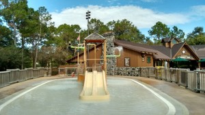 Fort Wilderness Campgrounds Pool at Disney World