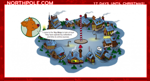 NorthPole.com Home Page