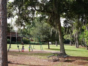 Fort Wilderness Campgrounds Playground at Disney World
