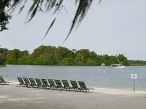 The Beach Fort Wilderness Campgrounds at Disney World