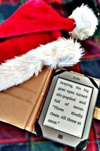 Kindle -The One Book to Replace Them All