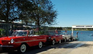 disney Springs amphicars