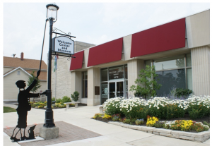 Grove City Welcome Center and Museum