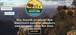 National Parks Every Kid in a Park