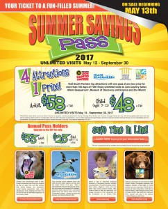 Summer Savings Pass