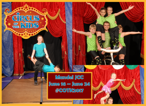 Circus of the Kids at Mandel JCC