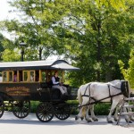 Carriage at Greenfield Village, Henry Ford Museum in Dearfield Mi ©KUWK