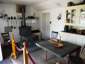 Ford Home at Greenfield Village, Henry Ford Museum in Dearfield Mi ©KUWK