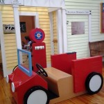 Schoolhouse Museum Gas Station