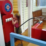 Schoolhouse Museum Gassing Up