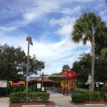 Playground at Patch Reef Park in Boca Raton