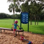 Fitness Trail at Patch Reef Park in Boca Raton