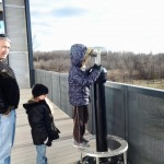 Battelle Darby Nature Center Viewing Deck