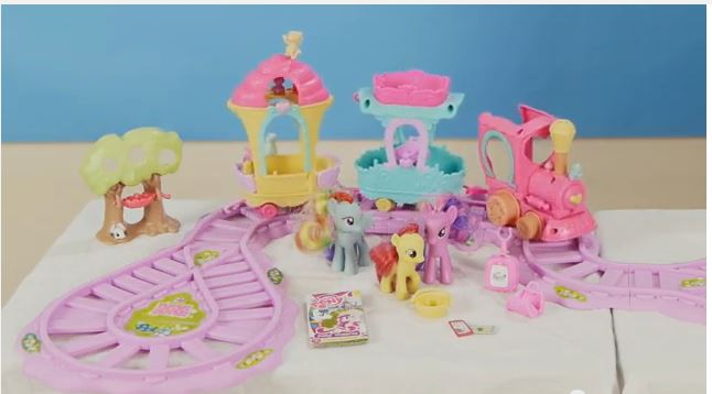 My Little Pony Friendship Train Review